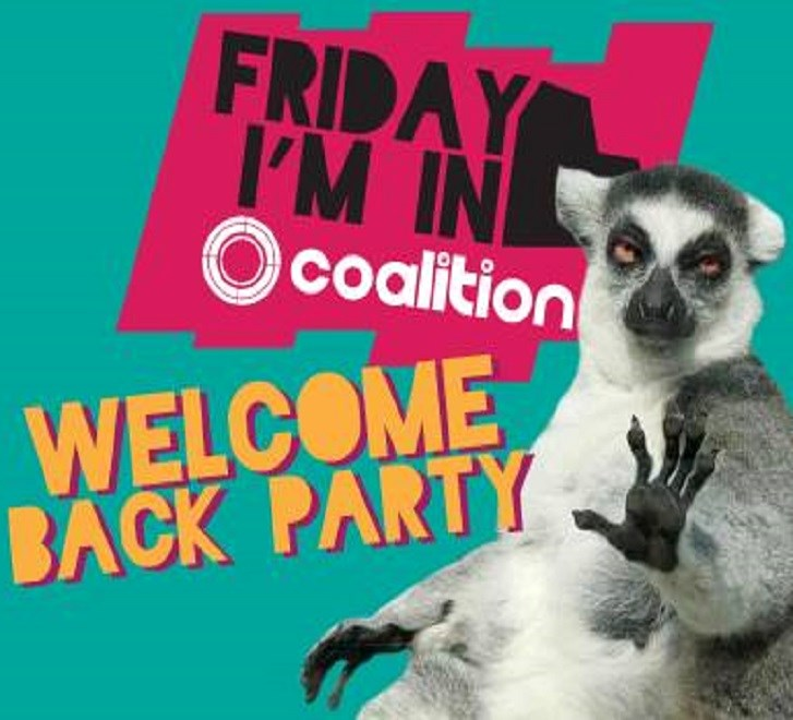 Friday I'm in Love, Welcome Back Party -  (special event ccc.jpg)