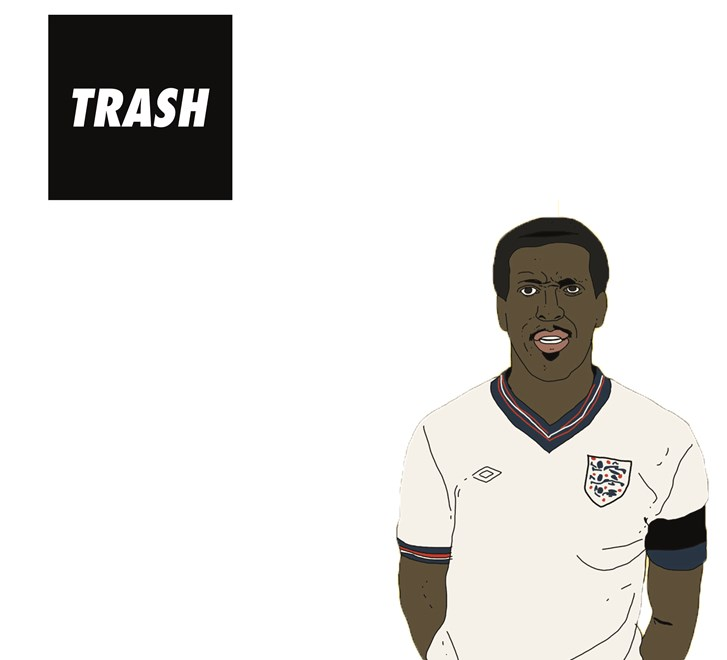 TRASH England's first World Cup game -  (TRASH_18thJune_Insta.jpg)