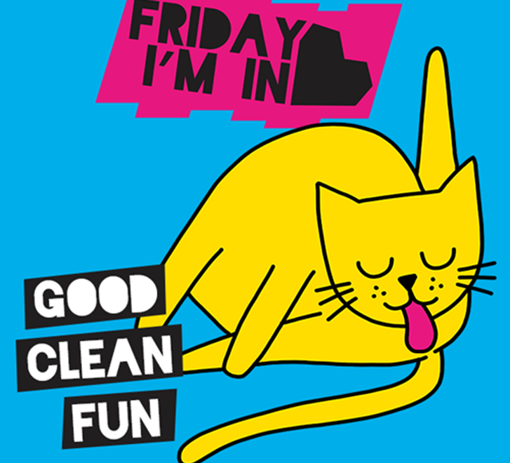 FRIDAY I'M IN LOVE 01-03-2019 -  (CAT-BUM-T-F.png)