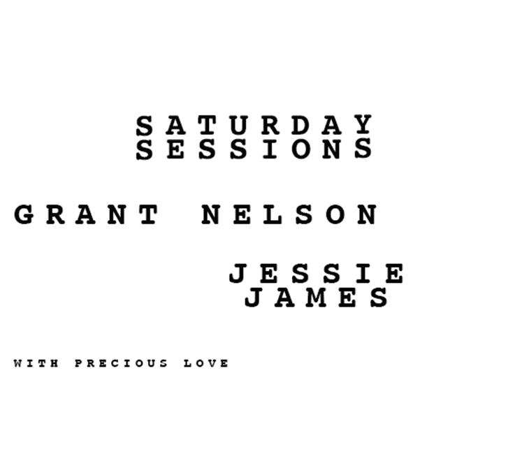 SATURDAY SESSIONS - GRANT NELSON -  (Placeholder event.png)