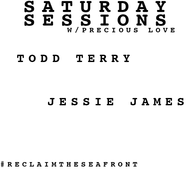 SATURDAY SESSIONS - TODD TERRY -  (Placeholder Artwork.png)