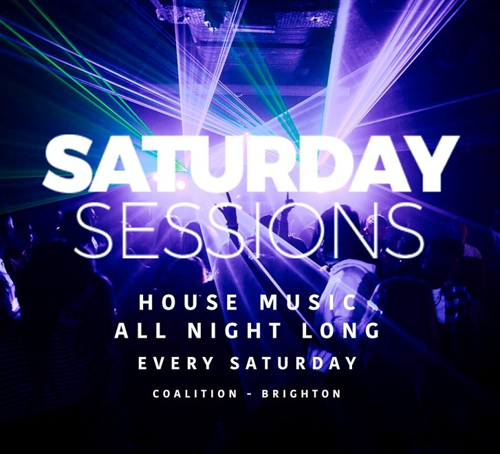 SATURDAY SESSIONS 03/08/19 -  (HOUSE MUSIC SATURDAYS.jpg)