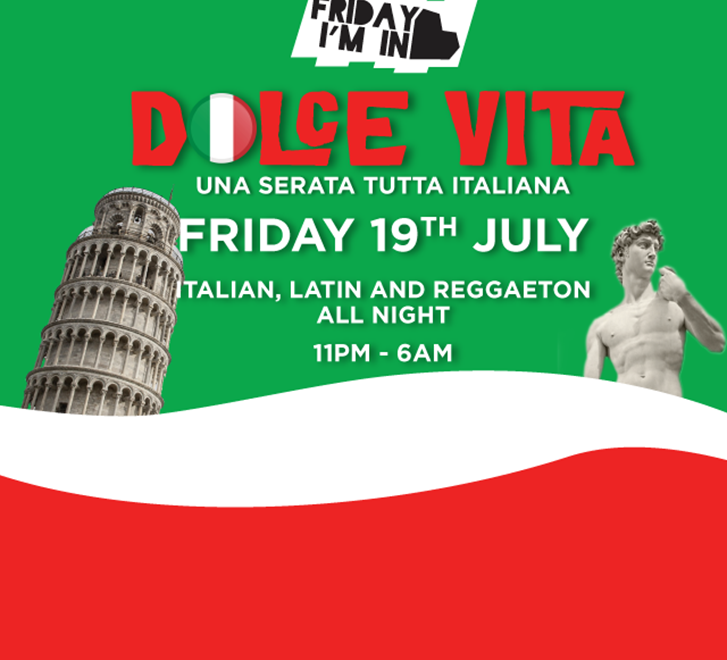 Friday I'm In Love:Thank F#Ȼk It's Friday! 19/07/19 -  (ITALIAN-NIGHT-ECLECTIC-640.png)