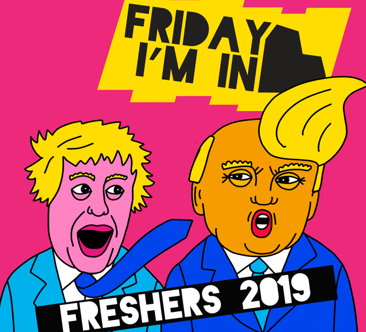 Friday, I'm In Love (FRESHERS) '19! -  (WEB-FRESHERS-27-09-19.png)